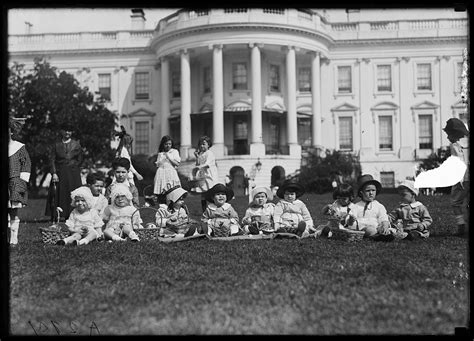 white house history a brief history of the white house easter egg roll
