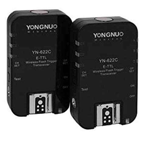 Yongnuo Yn 622c buy yongnuo yn 622c wireless ttl flash trigger wireless