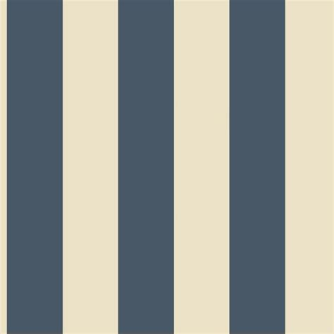 classic navy wallpaper shop inspired by color ashford stripes blue and cream