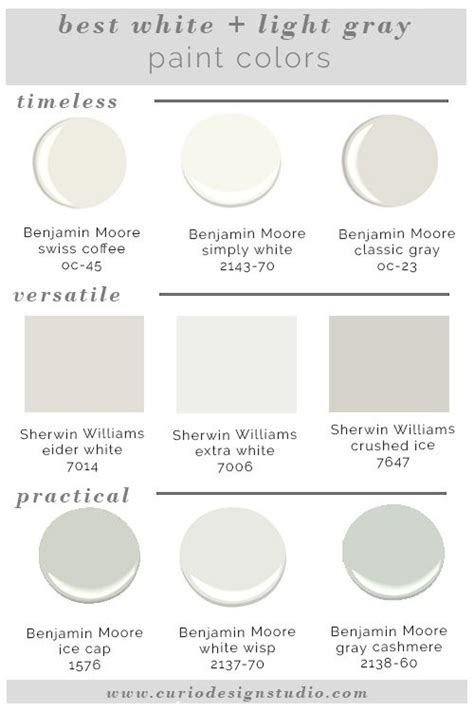 best light grey paint color 25 best ideas about best white paint on pinterest white