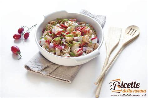 paste veloci da cucinare ricetta pasta fredda facile e veloce ricette della nonna