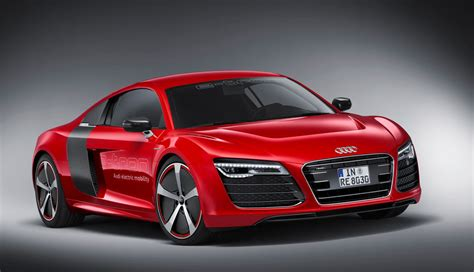 Audi R8 E Tron by 2016 Audi R8 E Tron Ev Prototype Review
