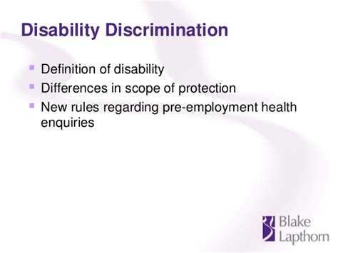 section 6 equality act 2010 blake lapthorn equality act 2010 presentation on 17