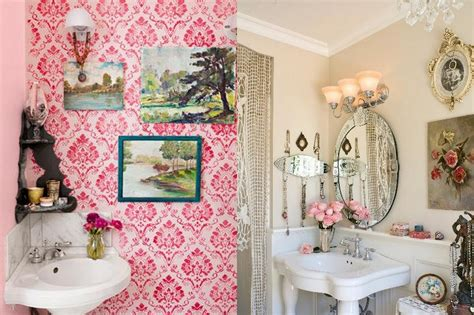 Little Bathroom Ideas Gypsy Yaya Beautiful Bohemian Bathrooms