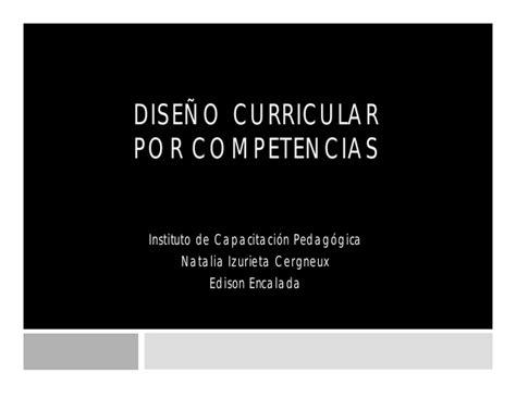 Diseño Curricular Por Competencias Slideshare Dise 241 O Curricular 97 2003 Ppt Modo De Compatibilidad
