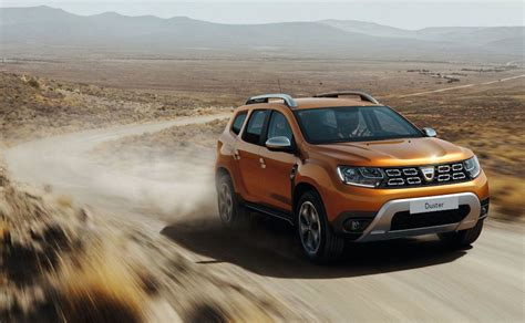 Renault Duster 2018 Renault Duster Unveiled Ahead Of Frankfurt Debut Next