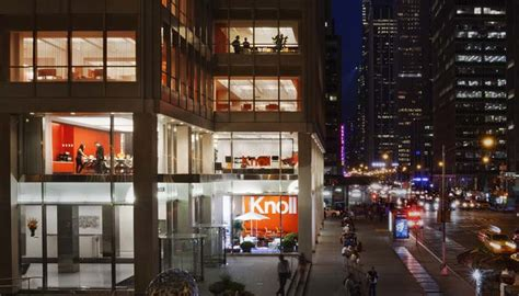 furniture new york ny new york city showroom knoll locations