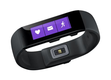 Microsoft Band and Microsoft Health: The $199 all platform fitness band   Ars Technica