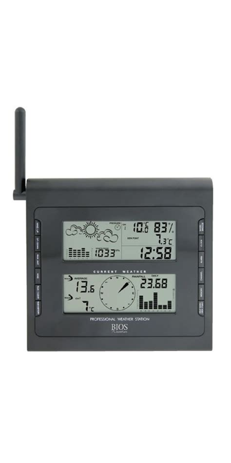 buy bios digital home weather station from canada at well