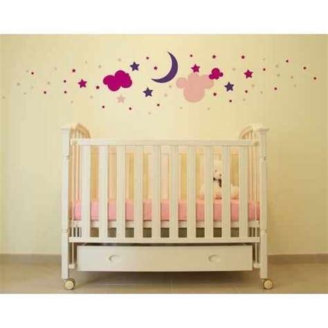 vinilos cuarto bebe cuarto decorado con vinilo imagui