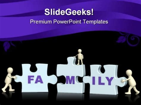 Joining Families Quotes Quotesgram Family Powerpoint Templates