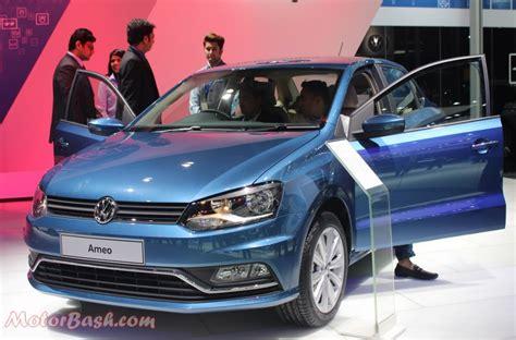 volkswagen ameo price volkswagen ameo diesel launched price details mileage
