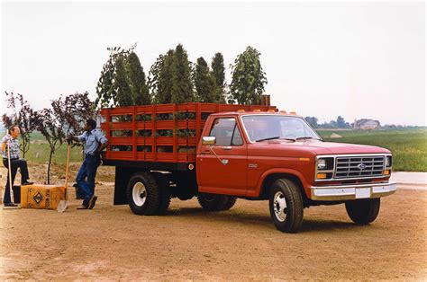 stake bed truck history of service and utility bodies for trucks photo