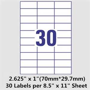 Label Template 21 Per Sheet Free by Free Labels Template 21 Per Sheet Blogscrew
