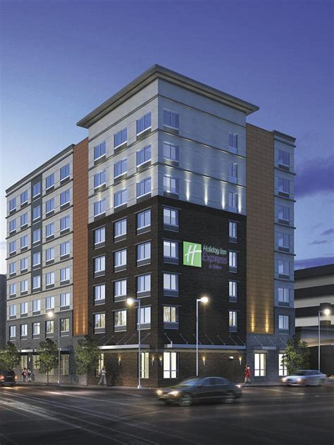 holiday inn express suites discover saint john early 2016 finish expected for downtown holiday inn