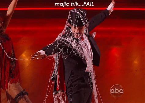 pure dancing   stars magic fail