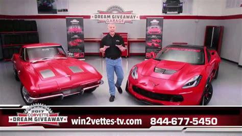 Corvette Giveaway Promo Code - 2017 corvette dream giveaway tv commercial celebrating