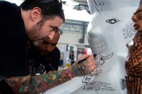 tattoo expo qatar tropical tattoos costa rica hosts masters of skin ink