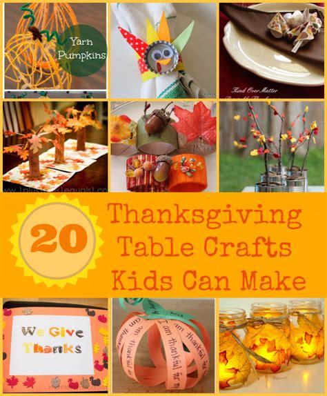 crafts can make thanksgiving crafts can make