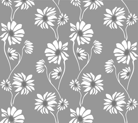 delicate floral pattern wallpaper stencil buy online now
