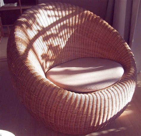 bamboo circle chair cushion rattan chair cushions home design ideas