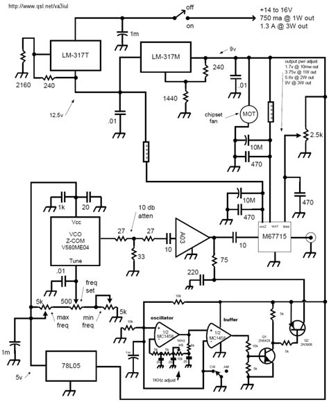 general layout guidelines for rf and mixed signal pcb index of v va3iul homebrew rf circuit design ideas