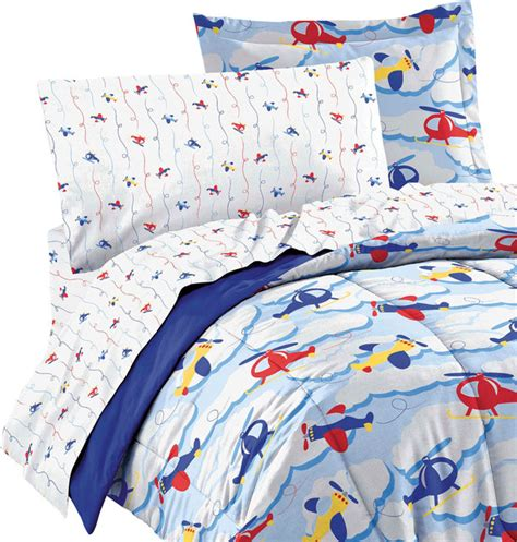 Helicopter Crib Bedding Planes Clouds Bedding Set 5 Helicopter Bed Contemporary Bedding By Obedding