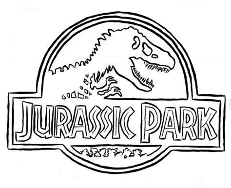 free printable pumpkin carving stencils jurassic park jurassic park clipart 47