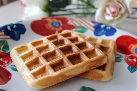 cucina con buddy ricette ricetta waffles cucina con buddy ricettemania