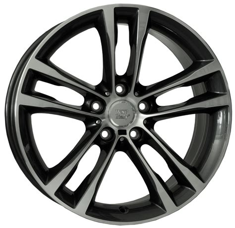 WSP Italy Achille w681 Anthracite polished