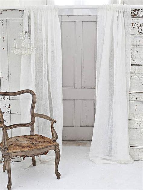 gauze curtain couture dreams textiles solid linen gauze window curtain
