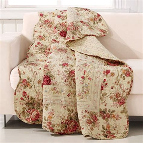 Quilted Patchwork Throw - greenland home gl throwar greenland home antique