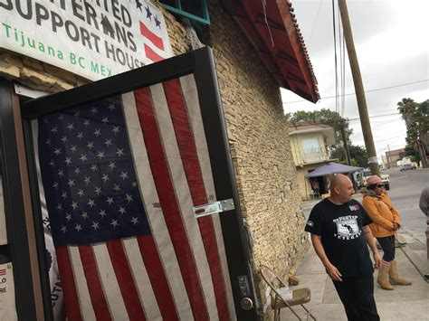 Hector Barajas Mba Affairs by Deported Veterans To Return To Nation They Fought For