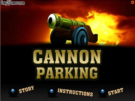 cannon parking hacked cheats hacked free games