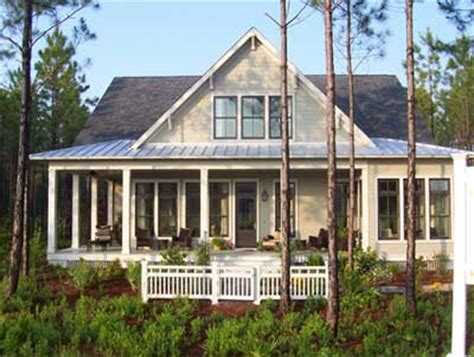 Modular Home Featured As Southern Living Idea House 2007 Southern Living Idea House Plans