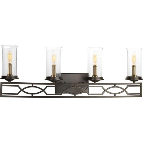 progress lighting 4 light progress lighting soiree collection 4 light antique bronze