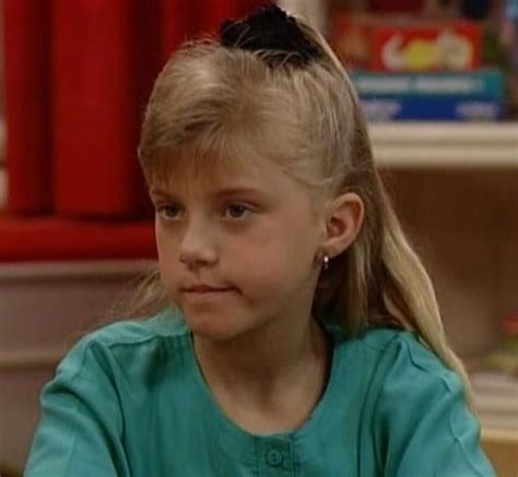 how old is stephanie from full house steph quot michelle you are old enough to hear this how rude stephanie tanner s