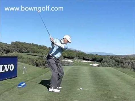 sergio garcia iron swing golf slow mo playlist