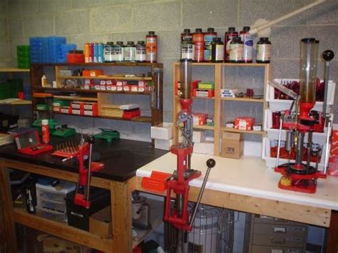 reloading bench organization love and love it on pinterest