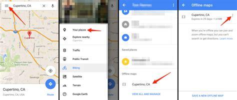 full google maps vs lite mode how to use google maps offline mode on ios