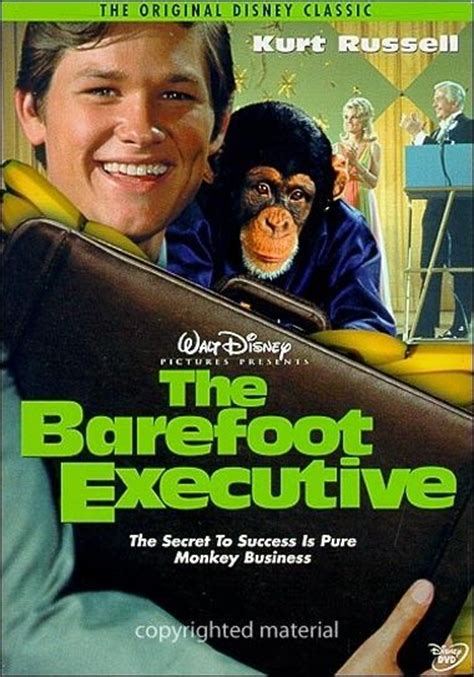 barefoot executive walt disney dvd kurt russell heather