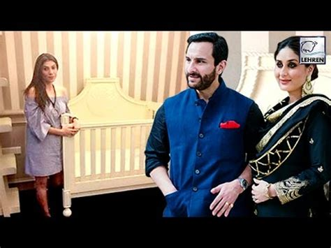 saif ali khan bedroom kareena s baby taimur ali khan s royal bedroom inside