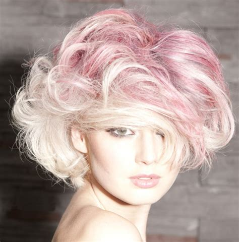 Pink Photos Hair 2013 | short curly hairstyles 2012 2013 short hairstyles 2017