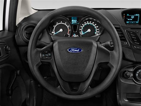 image  ford fiesta se sedan steering wheel size    type gif posted  april