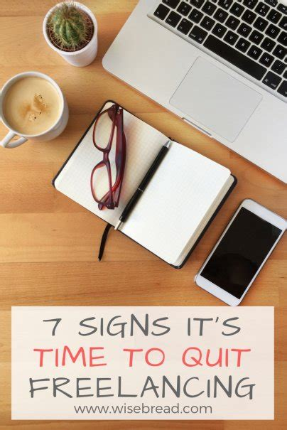 7 Signs That Its Time To Leave Your Boyfriend by 7 Signs It S Time To Quit Freelancing