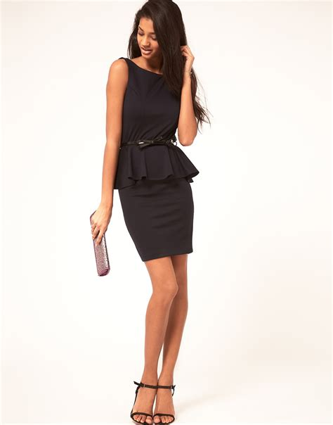 dress style peplum dress freda s