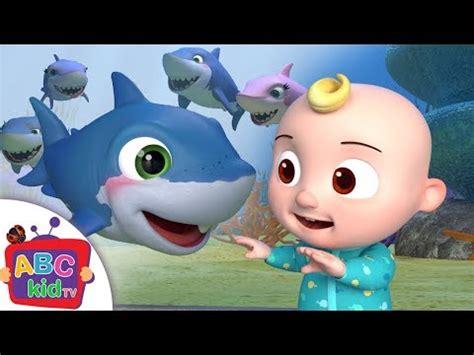 baby shark mp4 baby shark abckidtv nursery rhymes kids songs