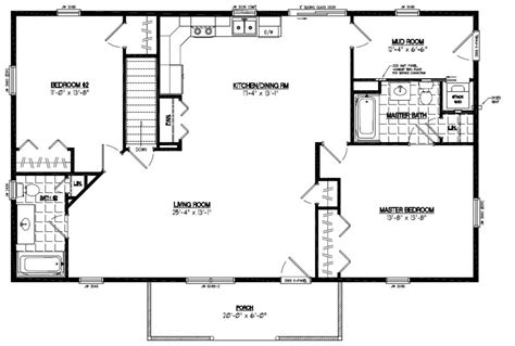 28x48 Floor Plans by 48 X 28 House Plans Home Design And Style