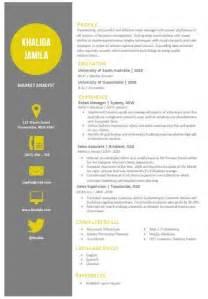 modern resume template jvwithmenow