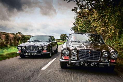 pride of lyons jaguar xj6 and xj12 series 1 road test drive